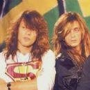 Dave Sabo & Jon Bon Jovi