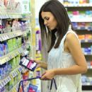 Victoria Justice Shopping At Walgreens