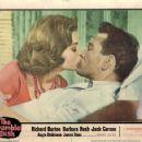 Richard Burton and Angie Dickinson - 454 x 357