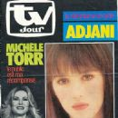 Isabelle Adjani - TV Jour Magazine Cover [France] (7 March 1984)