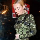 Iggy Azalea – Out in Paris