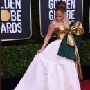 Jennifer Lopez – 77th Annual Golden Globe Awards in Beverly Hills