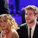 Miley Cyrus and Liam Hemsworth attended the Muhammad Ali's Celebrity Fight Night XIII held at JW Marriott Desert Ridge Resort & Spa tonight, March 24, in Phoenix. Miley is set to perform at the event