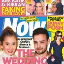 Liam Payne and Cheryl - Now Magazine Cover [United Kingdom] (31 October 2016)