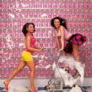 Alexa Vega & Kyla Pratt - Vanity Fair Magazine [United States] (July 2003) - 454 x 560