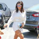 Kourtney Kardashian – Out in Beverly Hills