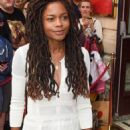 Naomie Harris – 'Gangsta Granny' Play Press Night in London - 454 x 1050