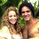 Humberto Martins and Danielle Winits