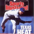Nolan Ryan - Sports Illustrated Magazine Cover [United States] (1 May 1989)
