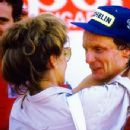 Niki Lauda and Marlene Knaus - 454 x 349