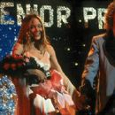 Sissy Spacek as Carrie and William Katt as Tommy in MGM's Carrie - 1976