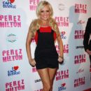 Bridget Marquardt - Perez Hiltons Birthday Party In Los Angeles, 27 March 2010