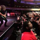 Metallica perform onstage as part of Citi Sound Vault, a new live music platform curated exclusively for Citi cardmembers, at Hollywood Palladium on February 12, 2017 in Los Angeles, California - 454 x 335