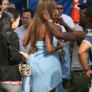 Tyra Banks - In NYC 2007-08-05
