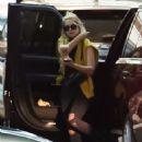 Ashley Benson – Arrives at Soho House in West Hollywood
