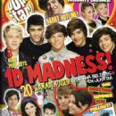 One Direction - Popstar! Magazine Cover [United States] (September 2012)