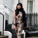 Daisy Lowe – Out in Primrose Hill