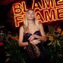 Jessica Hart – Frame's Blame Jordan Dinner – 2018 NYFW in New York - 454 x 303