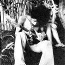 Jimi Hendrix and Joy Bang - 256 x 384