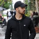 Joe Jonas is spotted out in Los Angeles, California on January 10, 2017 - 387 x 600