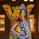 Alyz Henrich- the Youth for Environment & Biodiversityconference in Egypt - 318 x 480