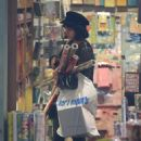 Vanessa Hudgens – Goes to Pier 1 Imports in LA