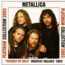 Ecstasy Of Gold - Greatest Ballads '2003 (Platinum Collection '2003)