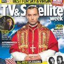 Jude Law - TV & Satellite Week Magazine Cover [United Kingdom] (22 October 2016)