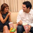 Mark Sanchez and Jamie-Lynn Sigler - 454 x 330