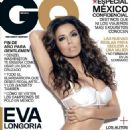 Eva Longoria GQ Mexico December 2012