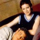Kathleen Robertson and Brian Austin Green