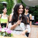 Demi Lovato–The 'Demi Lovato for Fabletics' Launch Party in Los Angeles - 454 x 327