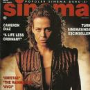 Sigourney Weaver - Sinema Magazine Cover [Turkey] (March 1998)