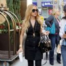 Rachel Zoe: out and about in Manhattan