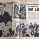 John F. Kennedy - Fatos E Fotos (fatosefotos) Magazine Pictorial [Brazil] (23 November 1963) - 454 x 294