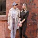 Erin and Sara Foster – Photoshoot in New York - 454 x 596