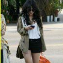 Vanessa Hudgens - Head Towards Her Car In West Hollywood On Wednesday Afternoon (February 25 2009)
