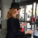 Rene Russo seen at LAX