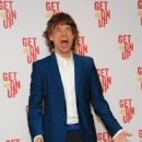 "Mick Jagger attends a special screening of ""Get On Up"" on September 14, 2014 in London, England"