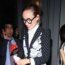 Olivia Wilde at Mr. Chow Restaurant in Beverly Hills - 454 x 681
