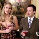 Liza Weil and Danny Strong