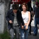 Audrina Patridge - On The Way To Lunch In Los Feliz, 24 March 2010