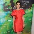 Marisa Tomei 2014 Fragrance Foundation Awards In Nyc