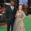 Jessica Chastain – 'Molly's Game' Premiere in London - 454 x 682