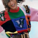 Mica Arganaraz - Vogue Magazine Pictorial [United Kingdom] (January 2019) - 454 x 606