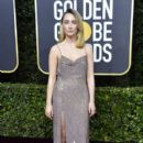 Saoirse Ronan wears Céline Dress : 77th Annual Golden Globe Awards