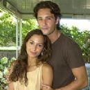 Rodrigo Santoro and Camila Pitanga