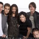 The Vampire Diaries Photoshoot