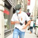 Kaia Gerber and Jacob Elordi – Head to lunch in Midtown Manhattan