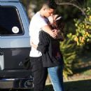 Sarah Hyland with new boyfriend Wells Adams – Out in Los Angeles